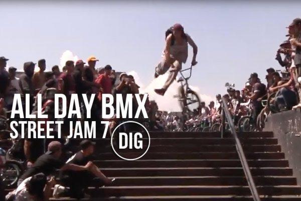 Allday - Loked BMX magazine