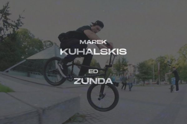 Ed Zunda Par BMX - Loked