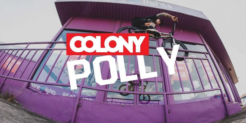 Polly - Colony BMX - Loked BMX magazine