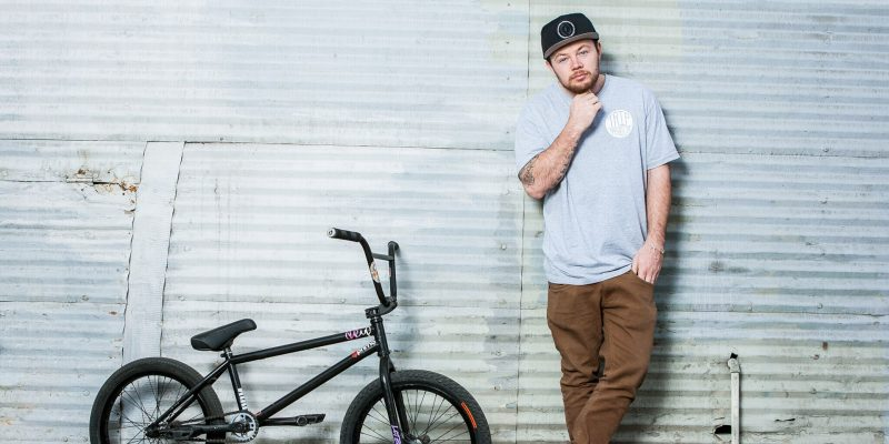 Shawn McIntosh to Stranger - Loked BMX magazine