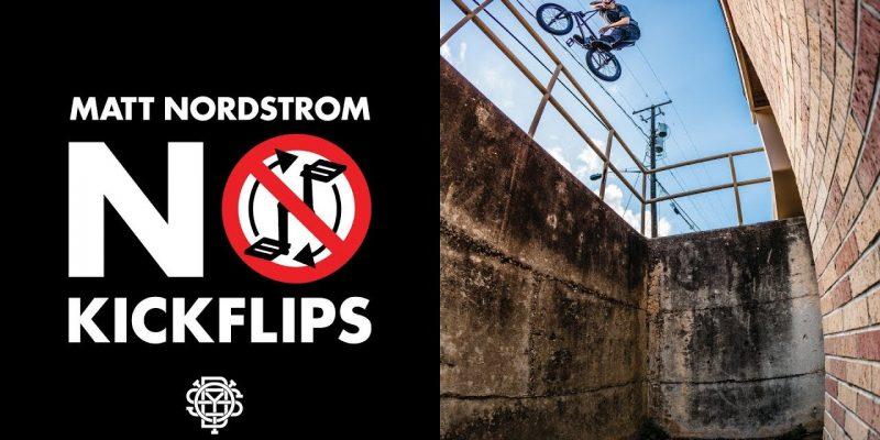 Matt Nordstrom - Odyssey - Loked BMX magazine