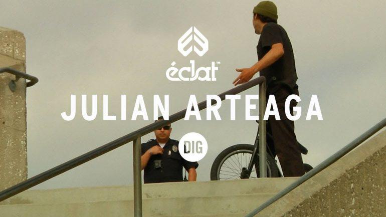 Julian Artega - Eclat BMX - Loked BMX magazine