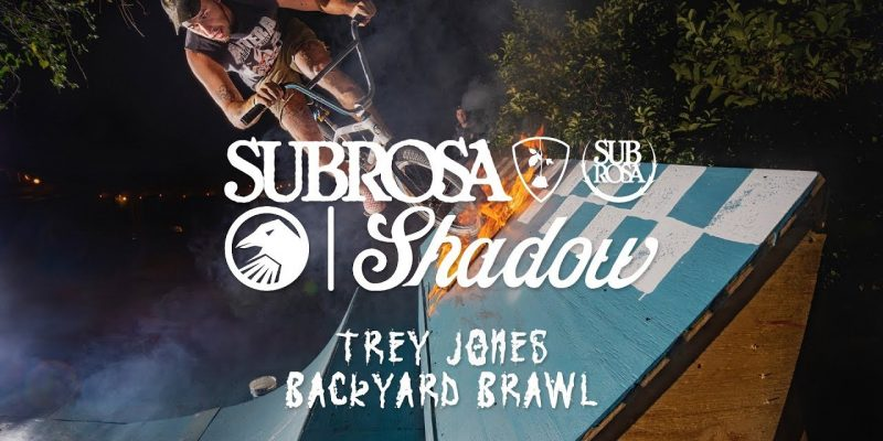 Trey Jones - Backyard Brawl