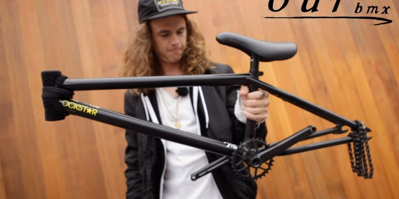 How Does Tom Dugan Travel - Our BMX - Loked
