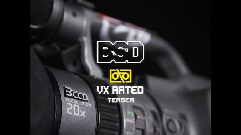 BSD VX Rated - Teaser - Loked BMXmagazine