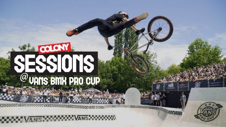Colony - Vans BMX Pro Cup - Loked BMXmagazine
