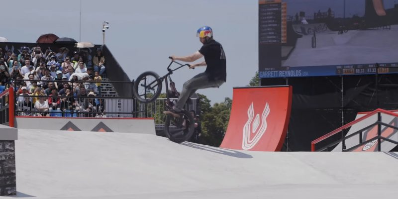 Garrett Reynolds - X-Games China 2019 - Loked BMXmagazine