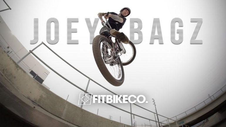 Joey Bagz - Fitbike - Loked BMXmagazine