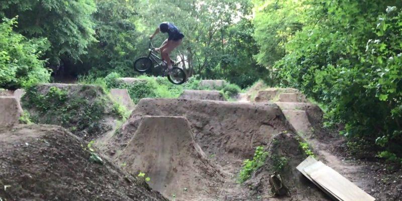 Oliva Trails - Piret - Loked BMXmagazine
