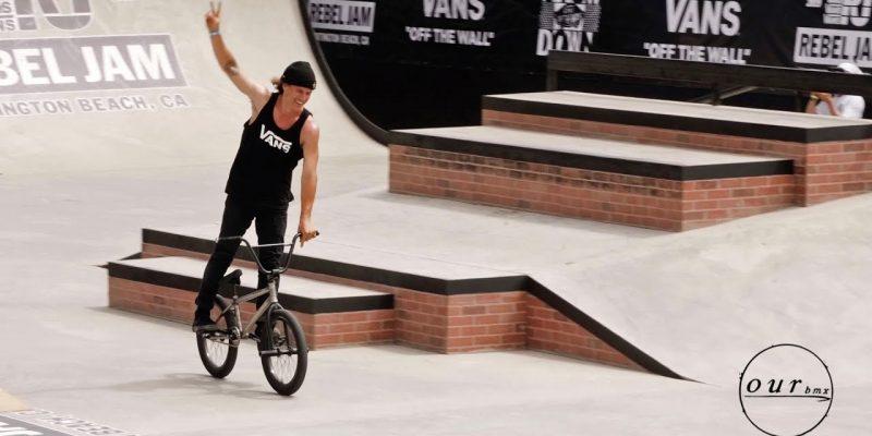 Dennis Enarson - Vans Rebel Jam - Loked BMXmagazine