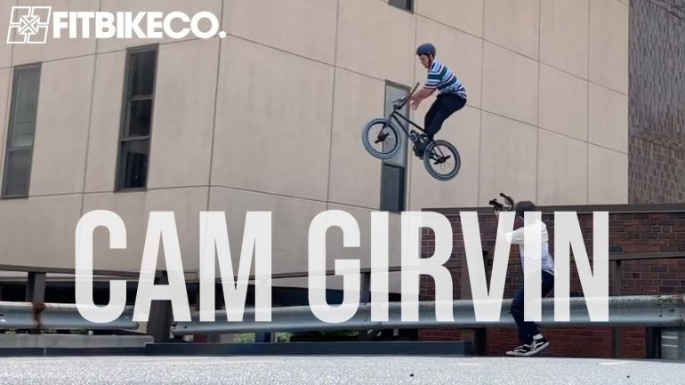 Fitbike Co. - Cam Girvin - Loked BMXmagazine