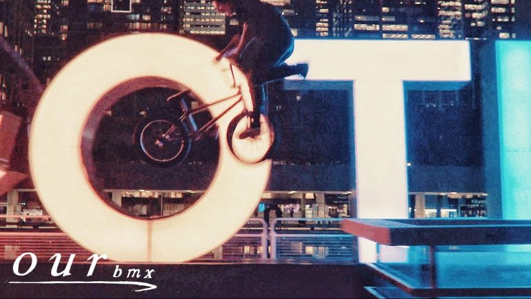 Haro BMX - Mike Gray: After Dark - Loked BMXmagazine
