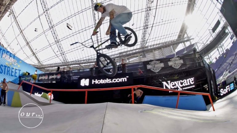 Our BMX - X-Games - Loked BMXmagazine