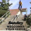 Sunday - Tyler Veatch - Loked BMXmagazine