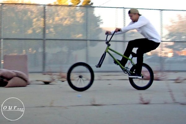 Tate Roskelley - Our BMX