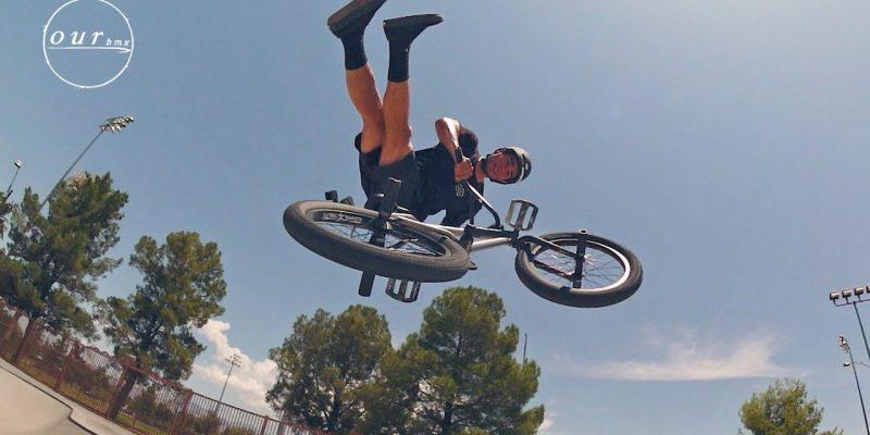 Kevin Peraza - BMX Heritage - Loked BMX magazine
