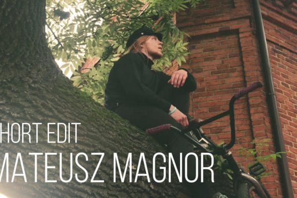 Mateusz Magnor - Short BMX Edit