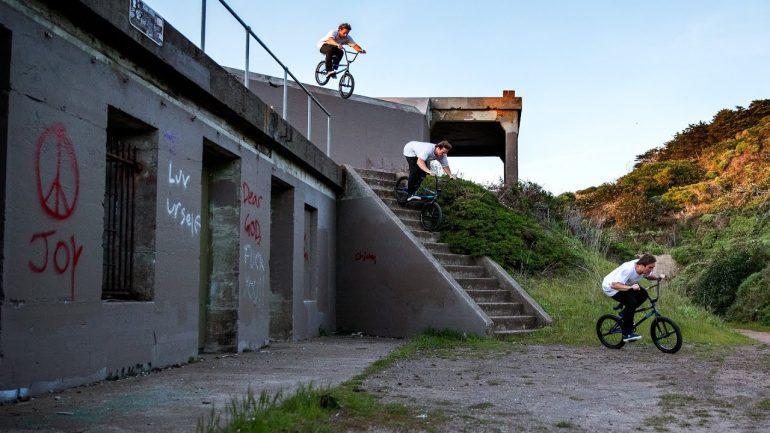 Travis Hughes - Odyssey - Loked BMX magazine