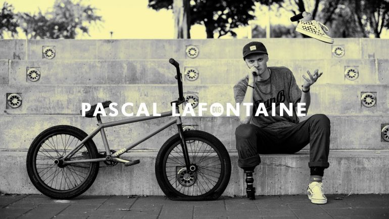 Pascal Lafontaine - Dig BMX - Loked BMXmagazine