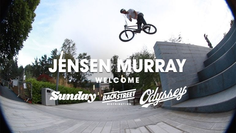 Jensen Murray - Welcome to Sunday Odyssey