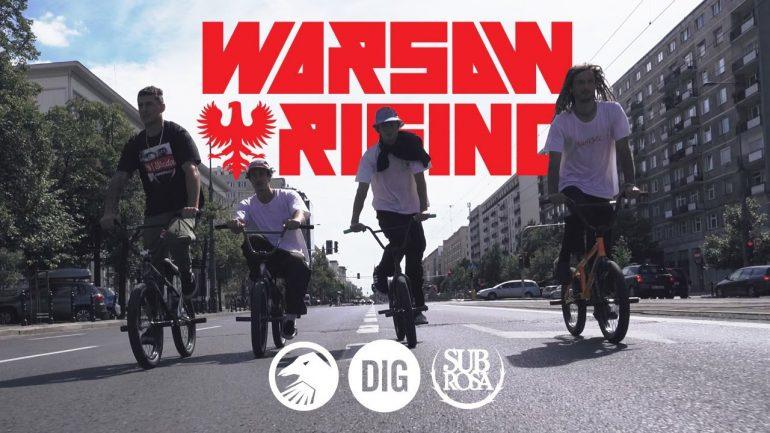 Warsaw Rising - Loked BMXmagazine