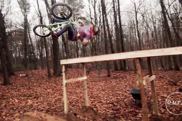 16 YEAR OLD CHRISTIAN AREHART IS A BMX BEAST - Loked BMX magazine