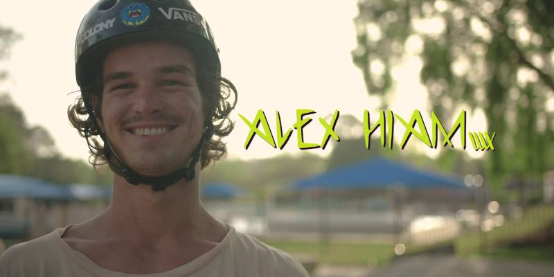 Alex Hiam - Loked BMXmagazine