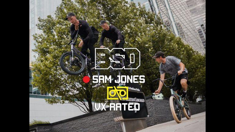 BSD - VX Rated - Sam Jones - Loked BMXmagazine