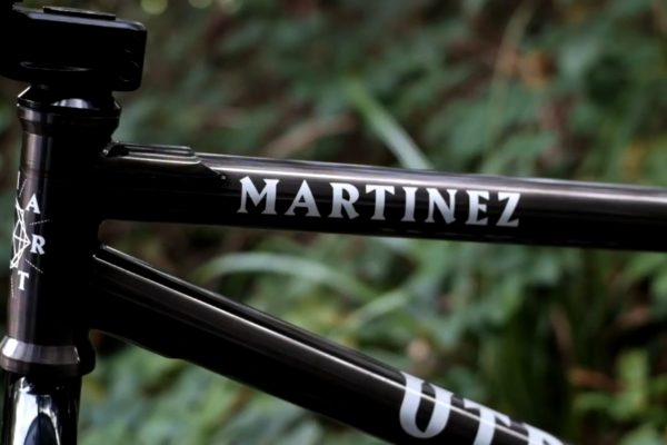Corey Martinez - United Bike Co - Loked BMX magazine