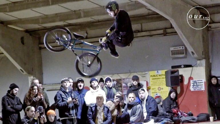 Alex Coleborn - Backyard Jam - Adrenaline Alley - Loked BMXmagazine