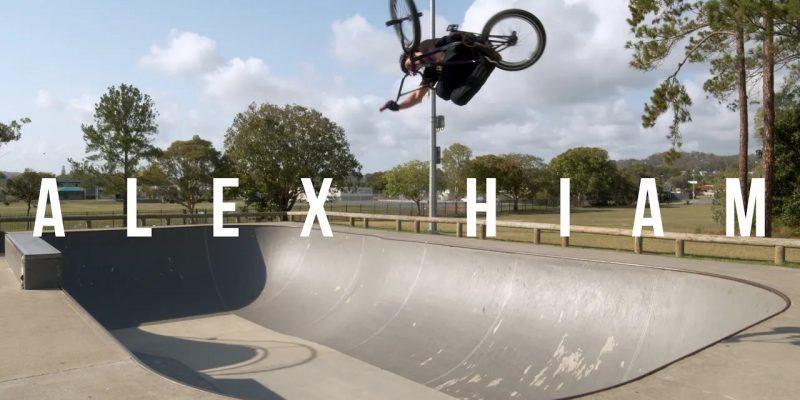 Alex Hiam - Elanora 2020 - Loked BMXmagazine