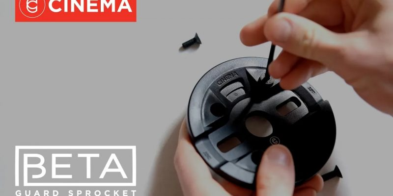Cinema - Beta Guard Sprocket - Loked BMXmagazine