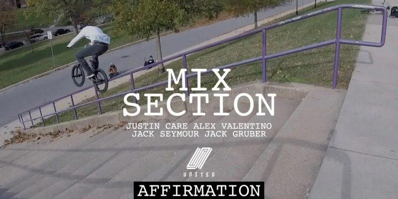 Affirmation - United Bike Co - Loked BMX magazine