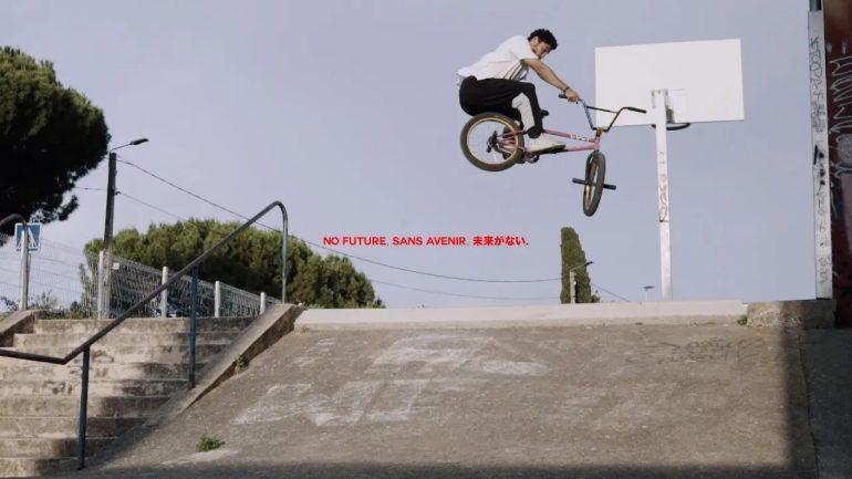 Alex Kennedy - Loked BMXmagazine