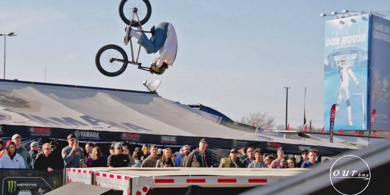 Final Highlights - Monster Energy Street Style BMX