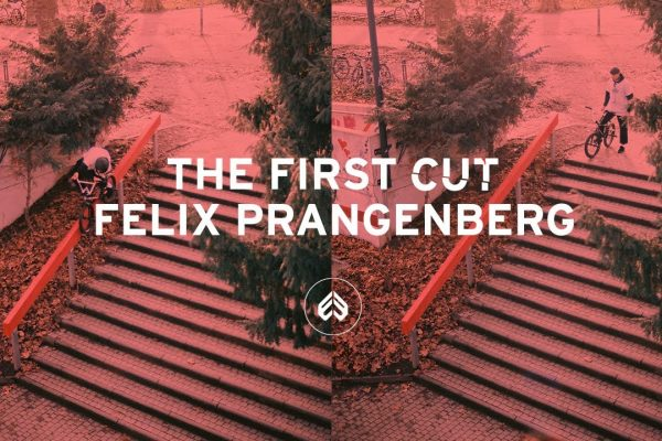 The First Cut - Felix Prangenberg - Loked BMX magazine