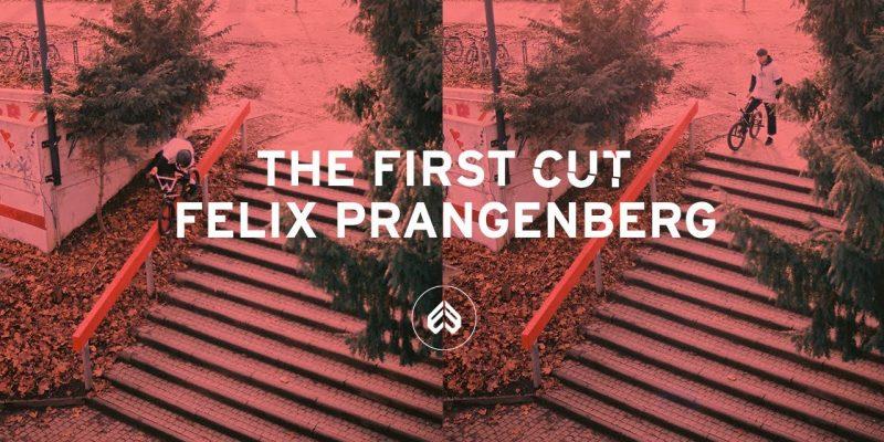 The First Cut - Felix Prangenberg - Loked BMX magazine