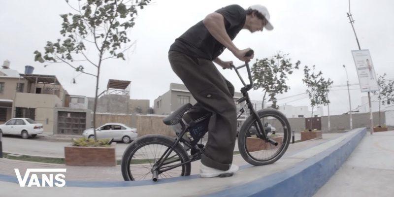 Vans BMX Grey - Loked BMXmagazine